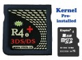 R4i Gold 3DS RTS with Kernel Pre-installed