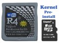 R4i SDHC Memory Card with Kernel Pre-installed