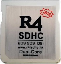 2018 Edition R4 SDHC Dual Core - on sale